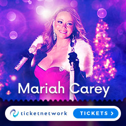 Mariah Carey Holiday Tickets