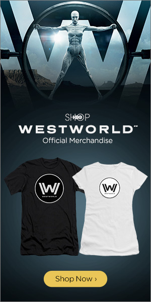 Buy Exclusive Westworld Merch at the HBO Shop Now!