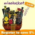 Winebasket.com - Register & Save 5%
