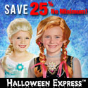 Save at Halloween Express
