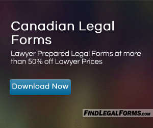 Canadian Legal Forms for Immediate Download