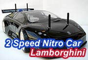 Nitro RC Car Lamborghini