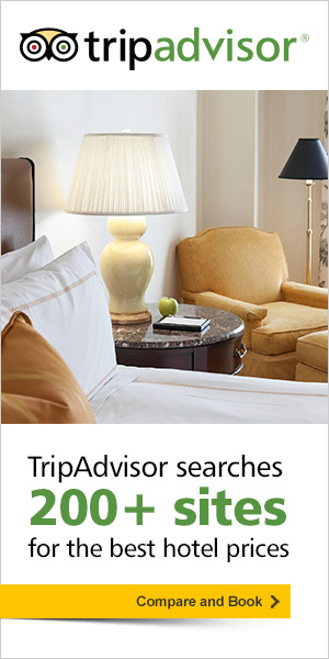 Best priced hotel where you're traveling? 300x600