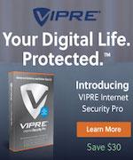 VIPRE 2015 Evergreen 150x180