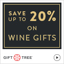 Save Up to 20% on Wine Gifts