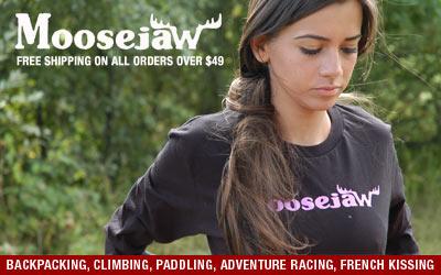 Moosejaw Free Shipping on Outdoor Gear