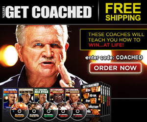 Free Shipping for GetCoached! Use code COACHED