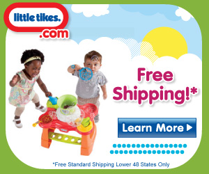 Free Shipping on over 100 items!