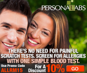 PersonaLabs Allergy Blood Testing