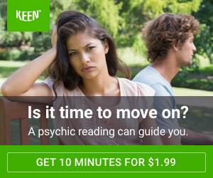 Having doubts? Get answers with a Free Psychic Reading.