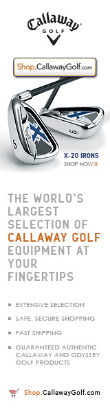 The worlds largest selection of Callaway Equipment