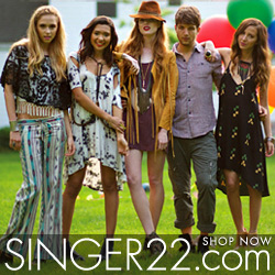Shop Men's & Women's Clothing at SINGER22