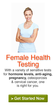 Female Health Testing
