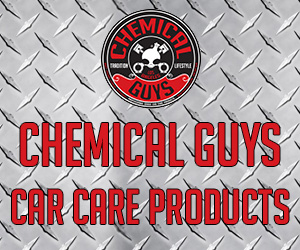 Auto Detailing Supplies from The Chemical Guys
