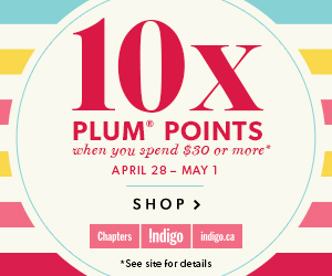 Get 10X the Plum Points when you spend $30 or more, April 28 - May 1.