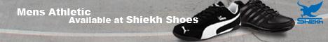Shop Men's Athletic Shoes at ShiekhShoes.com