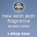New Sean Jean fragrance by Sean Combs