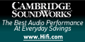 Cambridge SoundWorks and Creative Labs