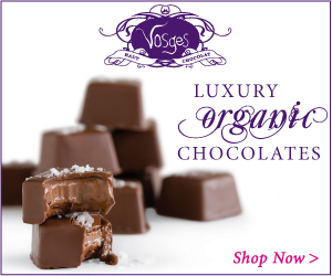 New Organic Chocolates from Vosges haut-Chocolat