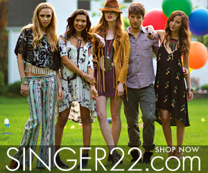Shop Men's & Women's Clothing at SINGER22