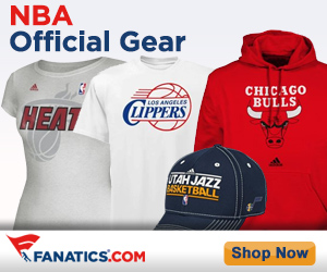 Shop for officially licensed NBA Gear at Fanatics!