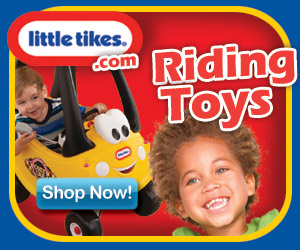 Big Selection of Riding Toys at LitttleTikes.com!(