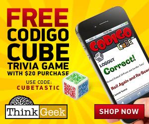 Free Codigo Cube!