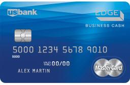 U.S. Bank Business Edge™ Cash Rewards World Elite™ MasterCard®