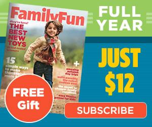FamilyFun Magazine (Print)