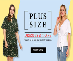 PLUS SIZE DRESSES & TOPS// You are so be-you-tiful on every occasion//