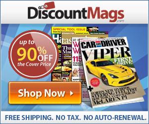 Visit DiscountMags.com