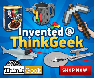 Invented at ThinkGeek