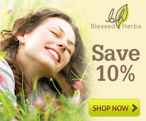 Save 10% Sitewide at Blessed Herbs