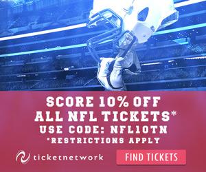NFL Ticket Discount