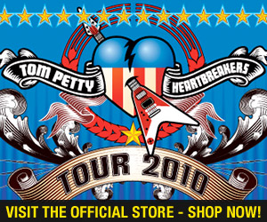 Tom Petty Official Store