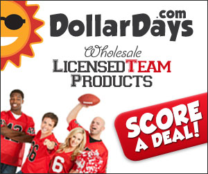 licensed team products