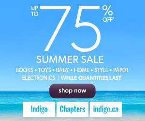 Summer Clearance Sale! Up to 50% Off Books, Toys, Gifts & More!