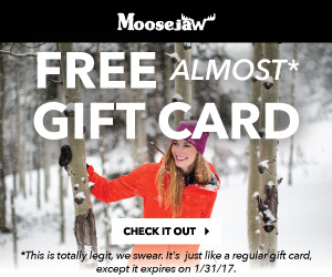 Moosejaw promo code