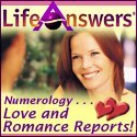Life-Answers.com love and romance numerology readings.