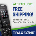 TracFone pre-paid wireless offers