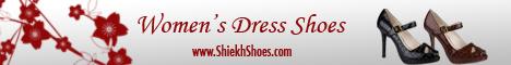 Shop Women's Dress Shoes at ShiekhShoes.com