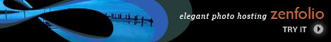 Zenfolio, elegant photo hosting