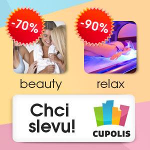 Jak� je dnean� sleva na Cupolis.com?
