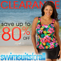 40% off New Swimwear Styles