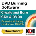 Express Burn DVD Burning Software