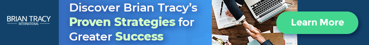 Click here to learn about Brian Tracy's Sales Training - Proven Strategies