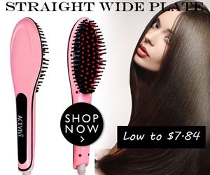 Hot product Digital Electric Hair Straightener worldwide