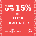 Save Up To 15% On Fresh Fruit Gifts