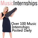 Music Internships - 100 Internships Added Daily