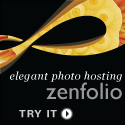 Zenfolio, elegant photo hosting